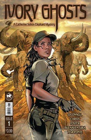 Saving African Elephants One Comic at a Time