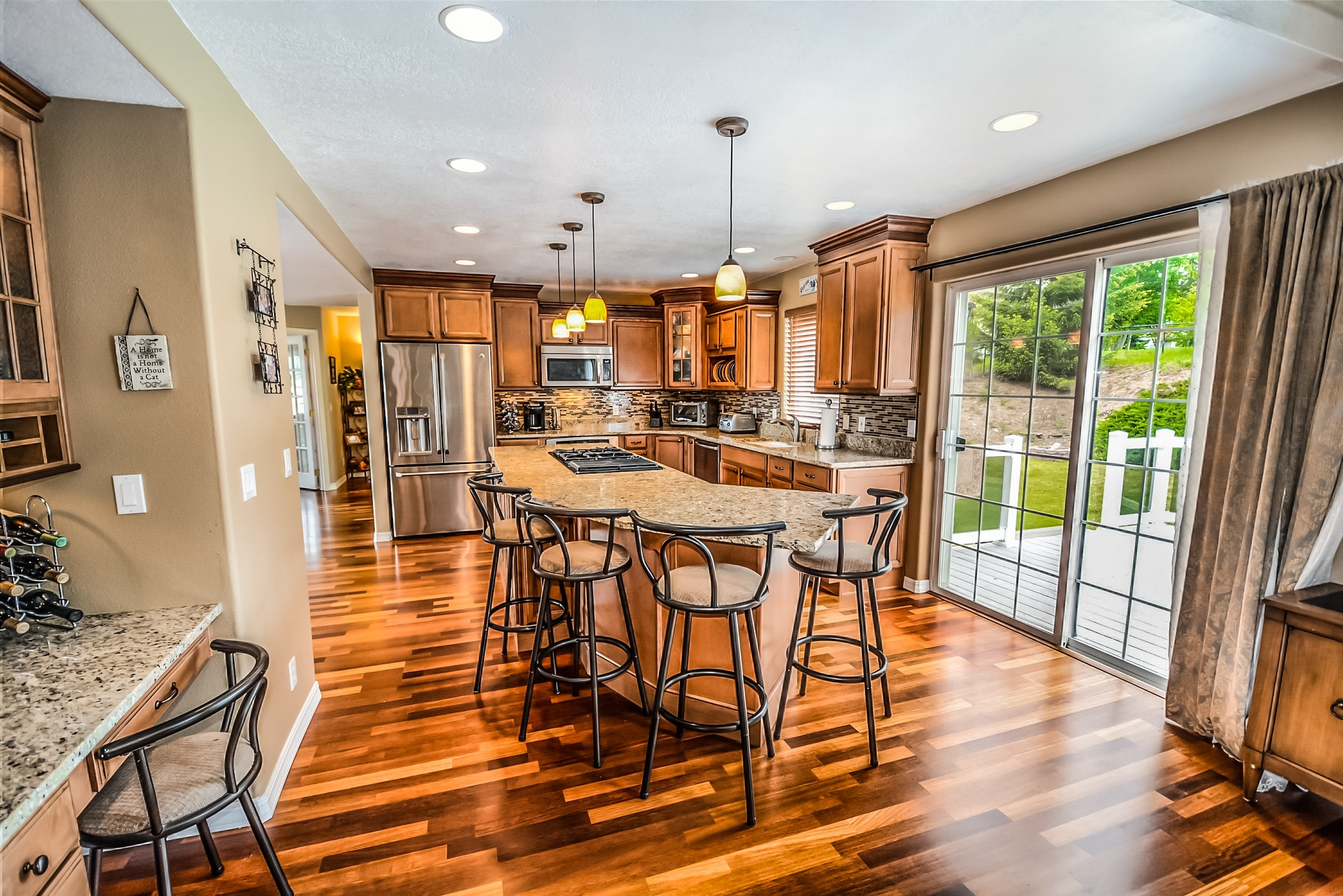The Surprising Benefits of Dark Wood Flooring